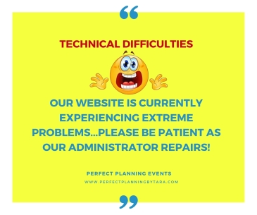 website down!